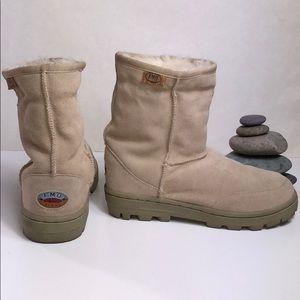 EMU Australia suede boots